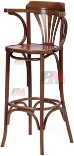 виенски бар столове от метал или пластмаса