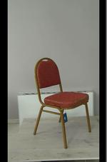 Метален стол за басейни