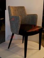 качествен дървен стол за градина