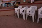 Градински пластмасови столове за хотел
