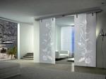дизайнерски стъклени врати най-качествени