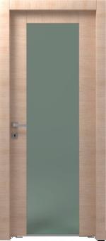 интериорни врати със сатен лак нечупливи