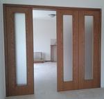 нестандартни плъзгащи интериорни врати класни