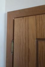хубави  интериорни врати с заоблена каса