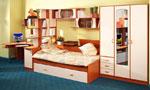 Модерни детски стаи по поръчка 81-2617