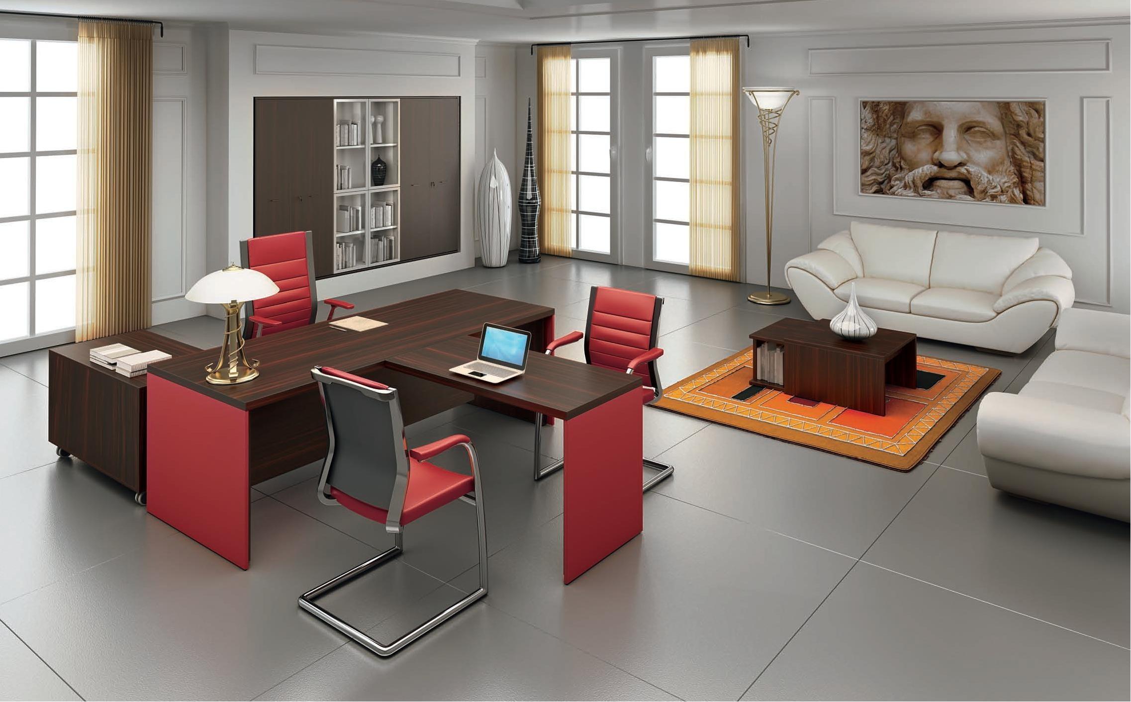 Директорски офис мебели изискан стил