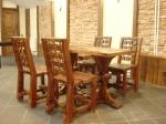 дървена маса