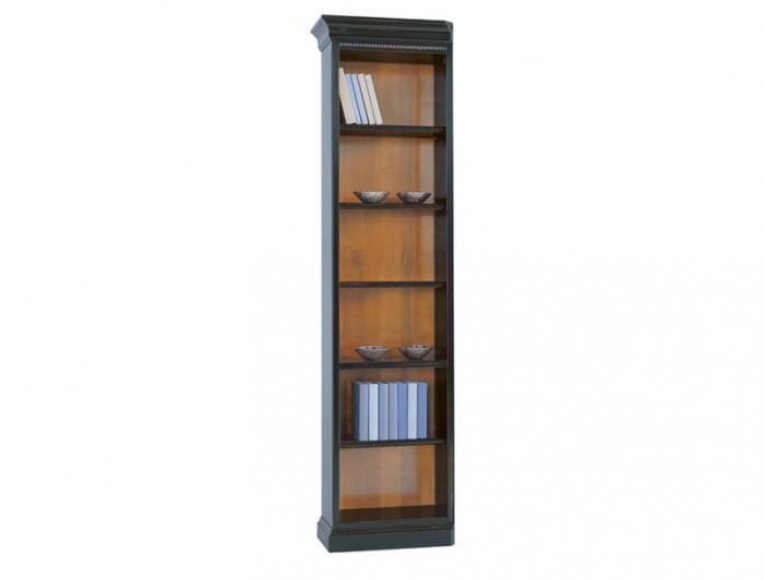 Книжный шкаф arena 8524 (кабинеты selva) итальянская мебель .