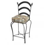 Комфортен железен кован стол Пловдив магазин