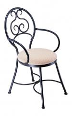 Комфортен железен кован стол Пловдив