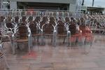 Алуминиеви столове за заведение,подходящи и за навън