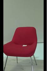 червени  офис кресла за бизнес сгради
